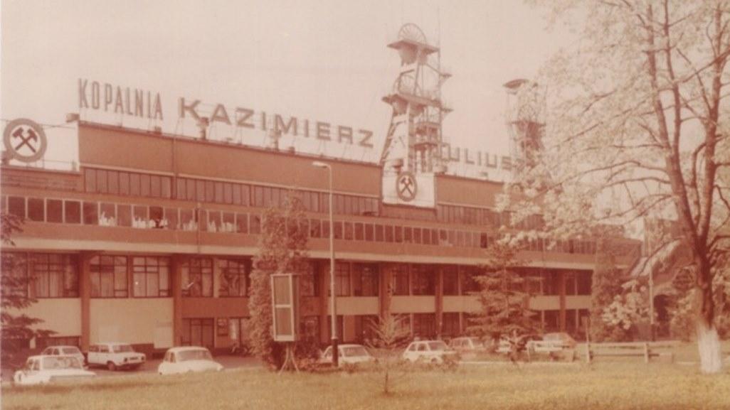 KWK Kazimierz-Juliusz - fot. WikiZagłębie