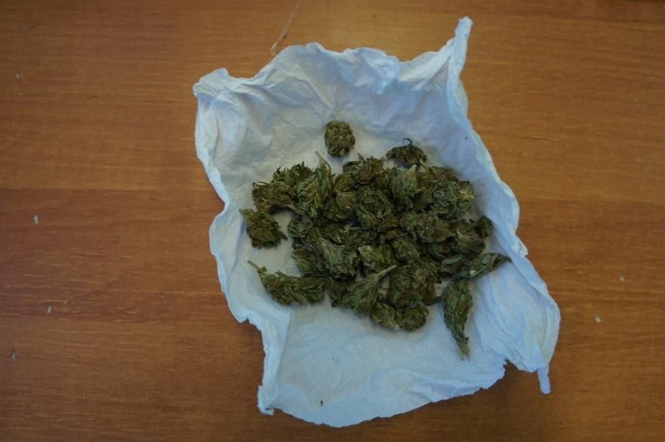 Narkotyki - fot. Policja Będzin