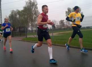 Półmaraton Dąbrowski – fot. Marcin Hanasiewicz