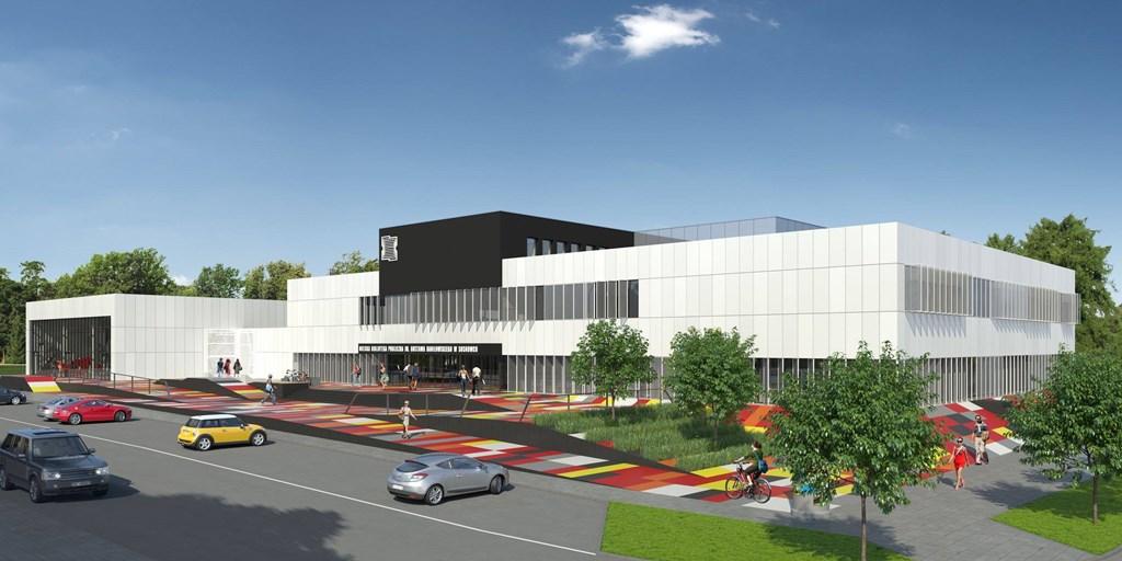 Miejska Biblioteka Publiczna w Sosnowcu – fot. mat. pras.