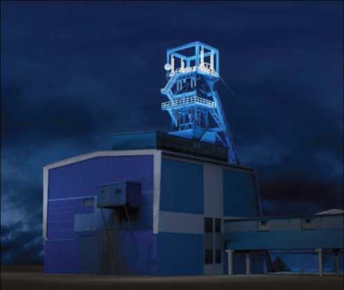Nowoczesne oświetlenie w mieście - fot. UM Jaworzno
