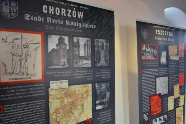 Miasta Górnego Śląska i Zagłębia. 1939-1945 - fot. Muzeum Zagłębia w Będzinie