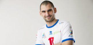 Zlatan Yordanov zawodnikiem MKS-u Będzin – fot. Wojtek Brkowski/FOTOBORKOWSCY