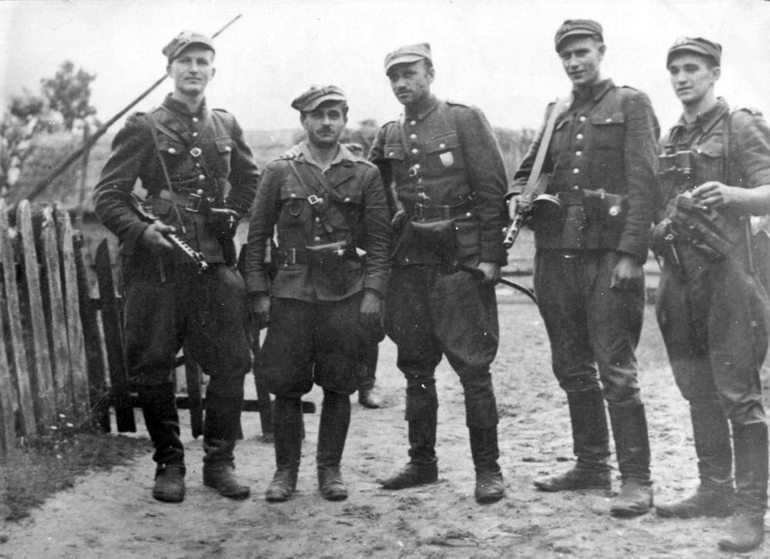 Żołnierze wyklęci - fot. Wikipedia