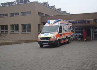 Szpital w Sosnowcu - fot. MC