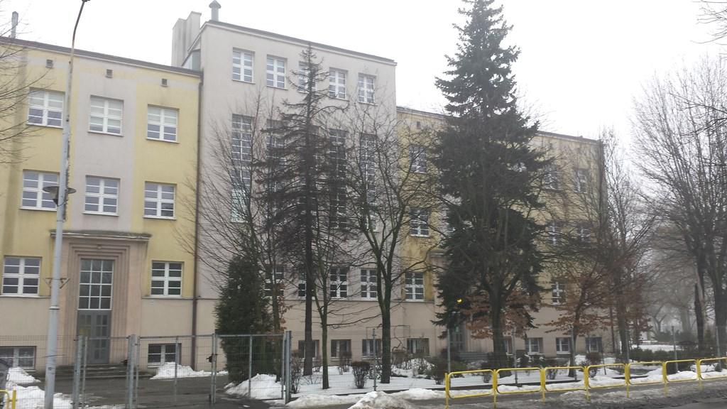 Szkoła w Czeladzi - fot. MŁ