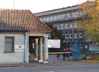 Szpital w Czeladzi - fot. MŁ