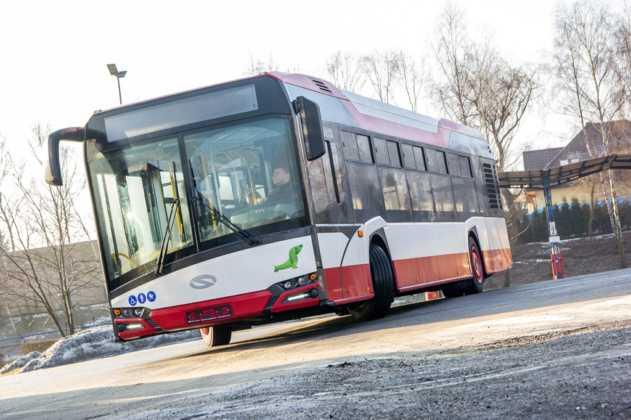 Nowe autobusy PKM w Sosnowcu - fot. UM Sosnowiec