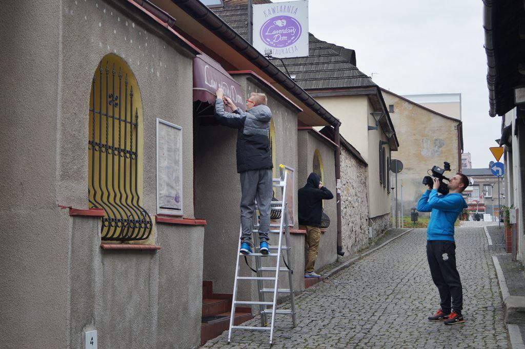 Restauracja Lawendowy Dom w Czeladzi – fot. MC