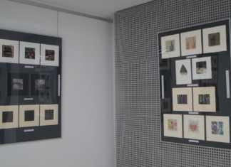 9. Międzynarodowe Biennale Miniatury - wystawa PKZ - fot. MC