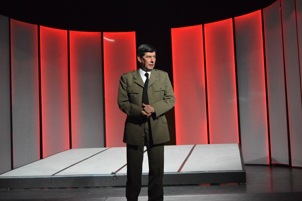 """""""Zemsta"""" w Teatrze Zagłębia – fot. MZ"""