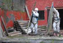 Azbest - fot. Fotolia