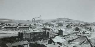 Będzin Grodziec 1925 rok - fot. Fotopolska