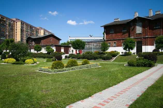 Areszt Śledczy w Sosnowcu - fot. ppor. G. Kantor AŚ Sosnowiec