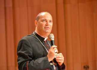 Biskup Grzegorz Kaszak - fot. PL