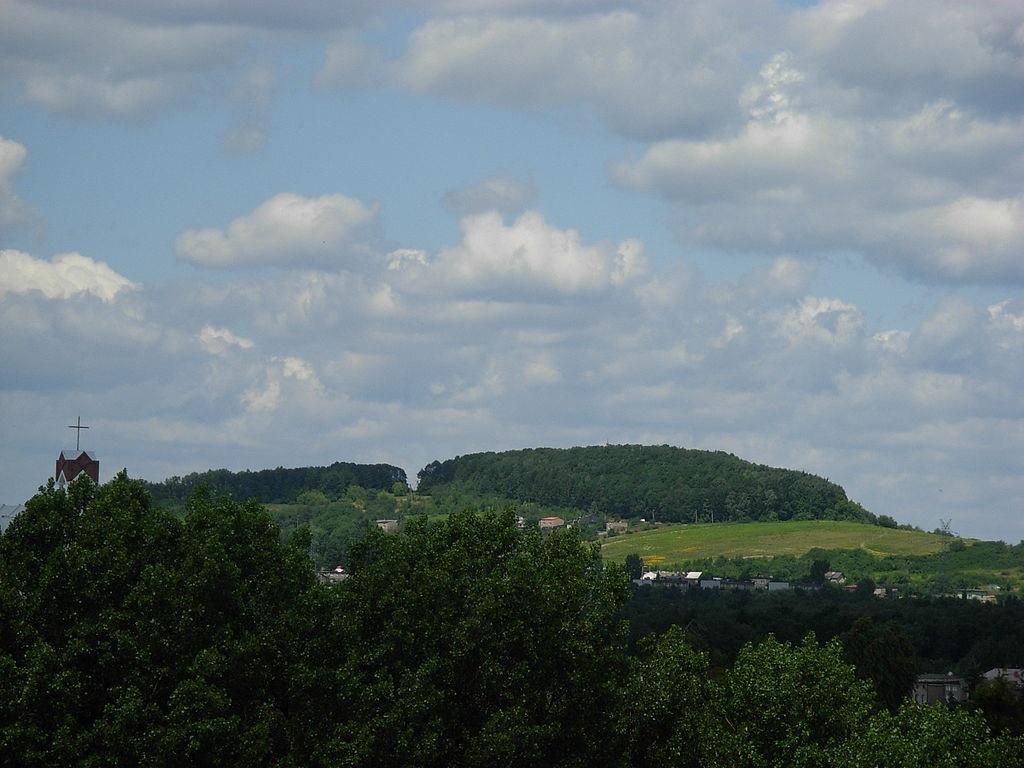 Góra św. Doroty Grodziec - fot. Wikipedia