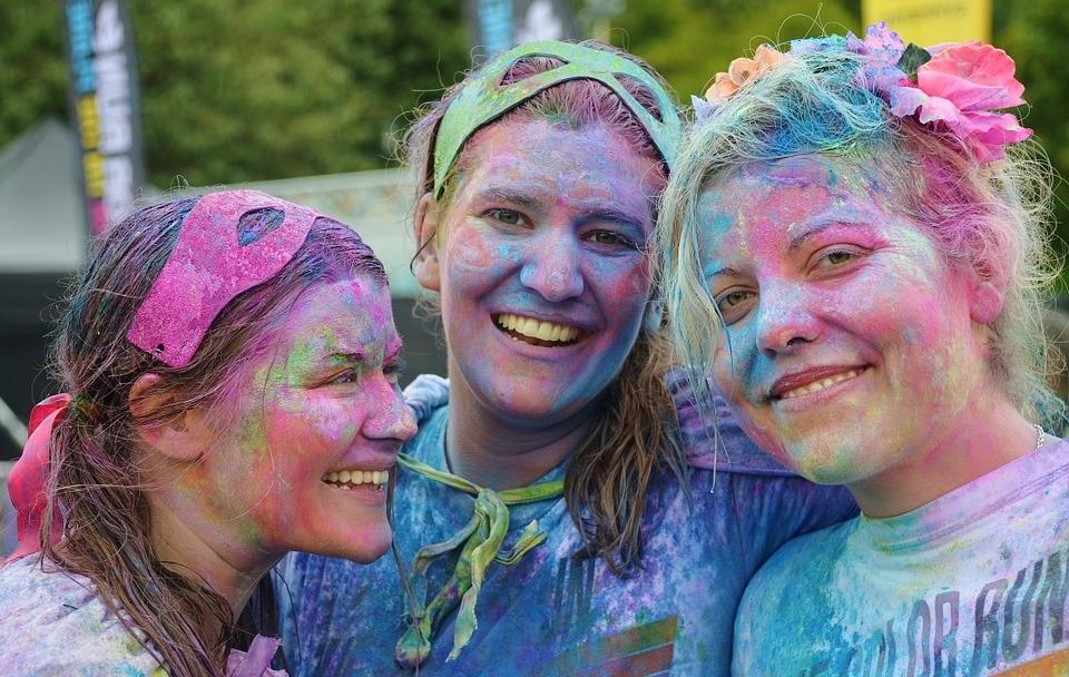 Festiwal Kolorów - fot. Pixabay