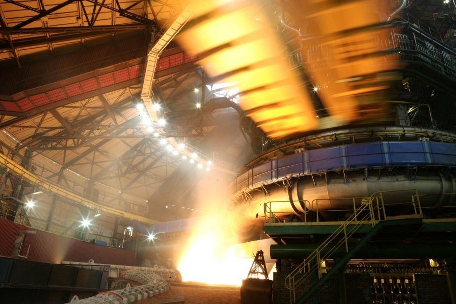 ArcelorMittal Poland w Dąbrowie Górniczej - fot. ArcelorMittal Poland
