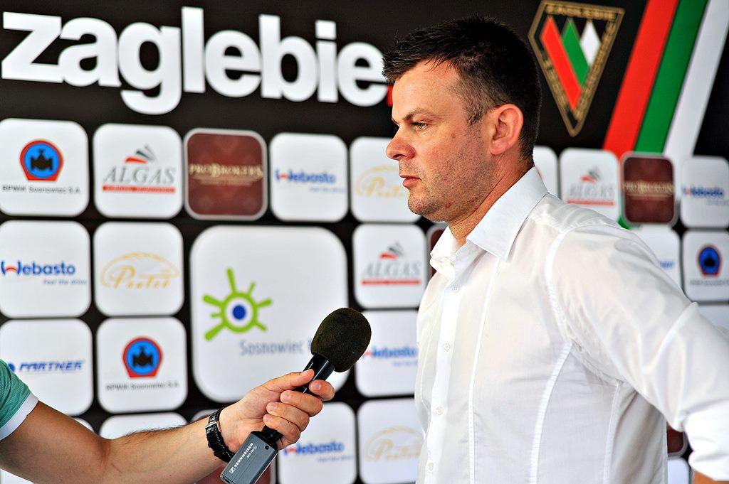 Marcin Jaroszewski – fot Maciej Wasik/zaglebie.eu
