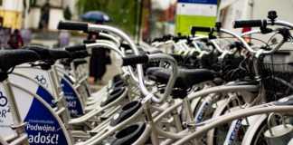Wypożyczalnia rowerów - fot. Nextbike Polska