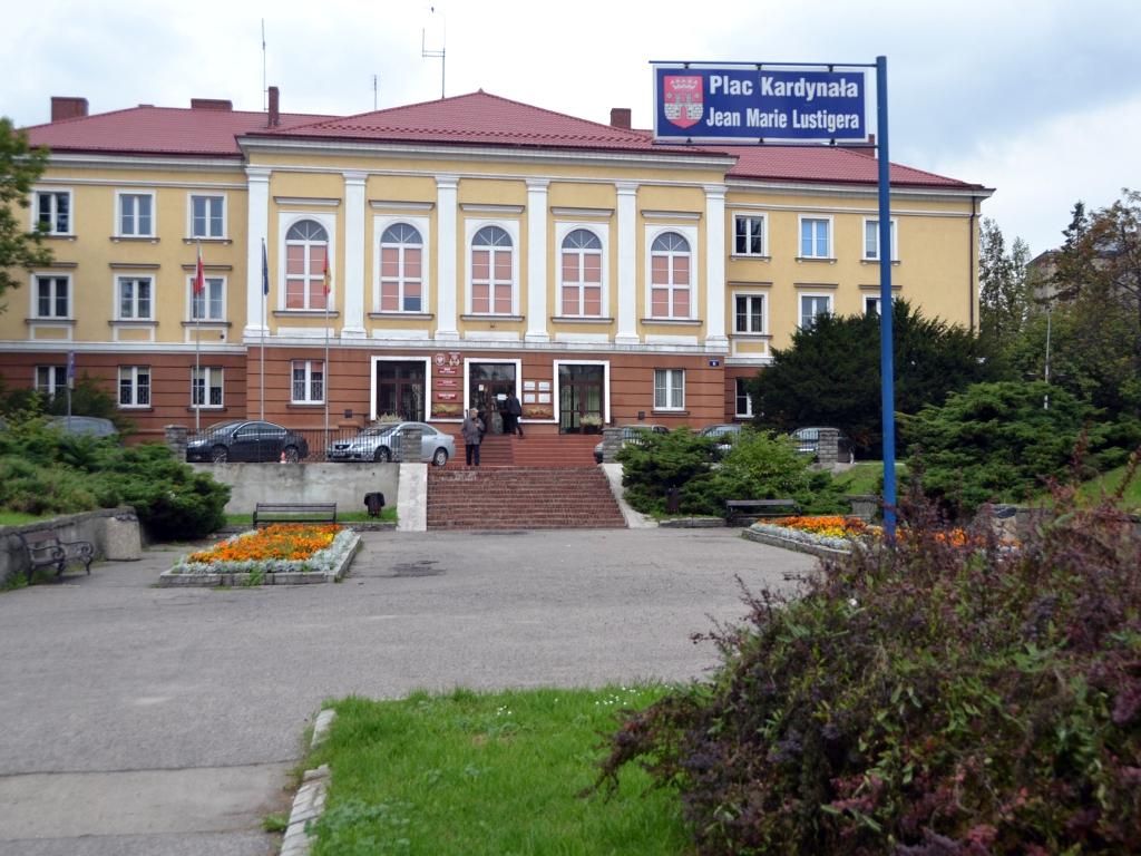 Starostwo Powiatowe Będzin - fot. Arch TZ