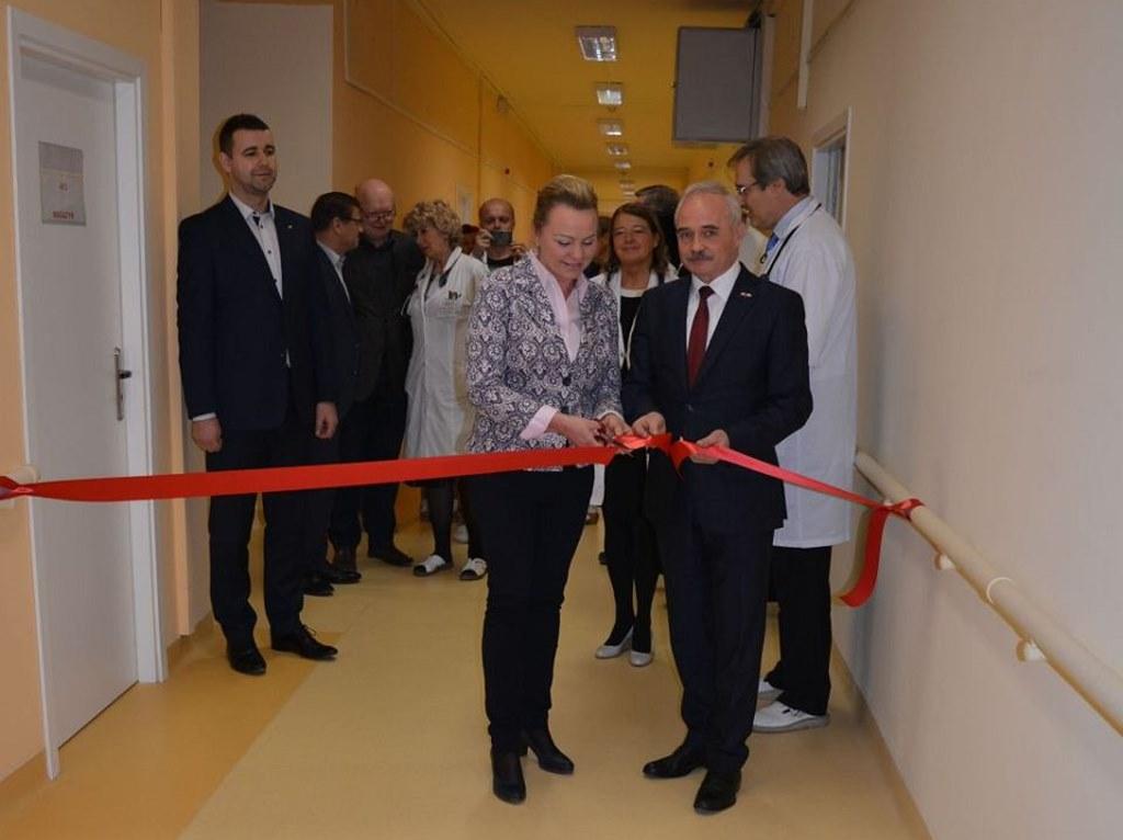 Interna z Będzina przeniesiona już do Czeladzi - fot. mat. pras.