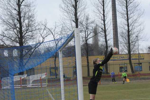 Czarni Sosnowiec - AZS Wrocław 1:0 - fot. mat. klubu