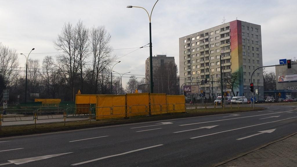 Remont przejścia podziemnego przy Ślimaku w Sosnowcu - fot. MŁ