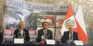 Ambasador Peru w województwie śląskim - fot. AR