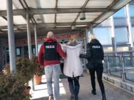 Korupcja w PUP Zawiercie - fot. KWP w Katowicach