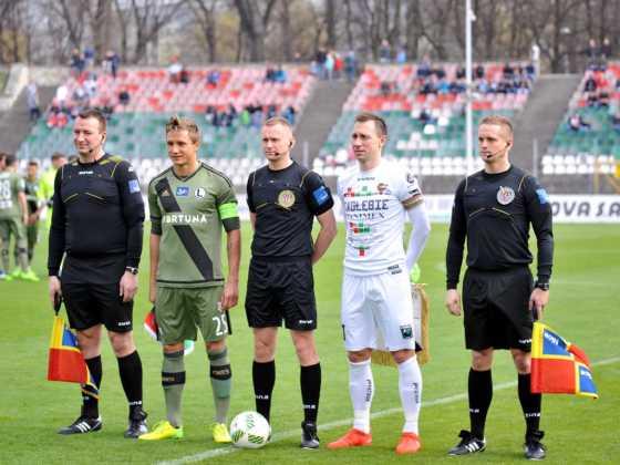 Zagłębie Sosnowiec – Legia Warszawa 1:2 – fot. Maciej Wasik/zaglebie.eu
