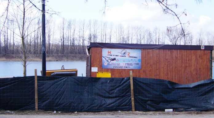 Przebudowa Wake Zone Stawiki w Sosnowcu - fot. MC