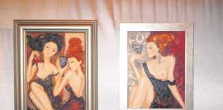 Kobiety w sztuce - fot. MC