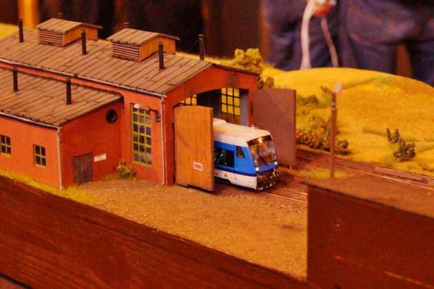 Kolej w miniaturze - fot. MC