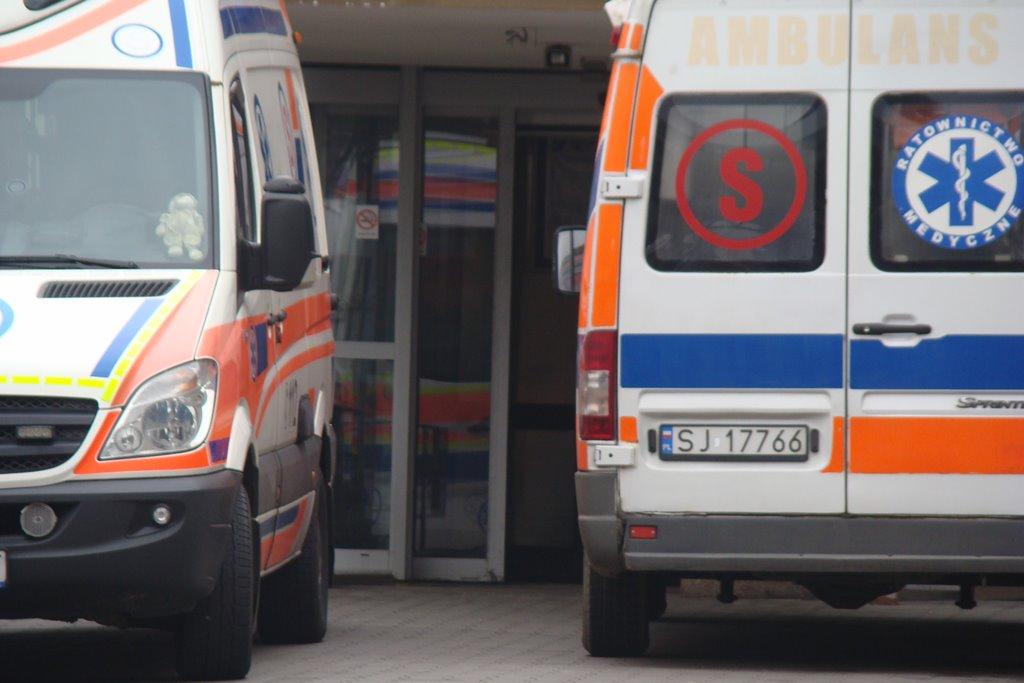 Ambulans - fot. MC