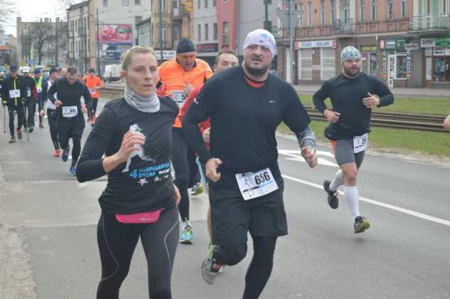 4. Harpagańska Dycha w Sosnowcu - fot. MZ