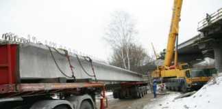 Budowa węzła na S1 w Sosnowcu - fot. GDDKiA