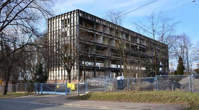 Były ośrodek dla niewidomych w Gołonogu - fot. Dariusz Nowak