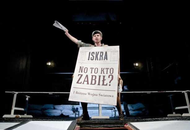 """""""Korzeniec"""" w Teatrze Zagłębia – fot. Maciej Stobierski"""