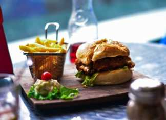 Burger - fot. Pixabay