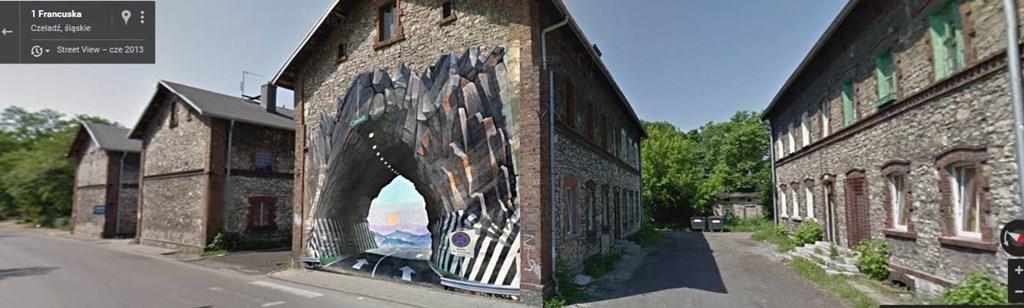 Propozycje murali w Czeladzi - fot. Wojciech Walczyk