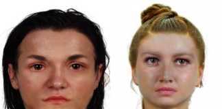 Poszukiwane kobiety - fot. Policja Będzin
