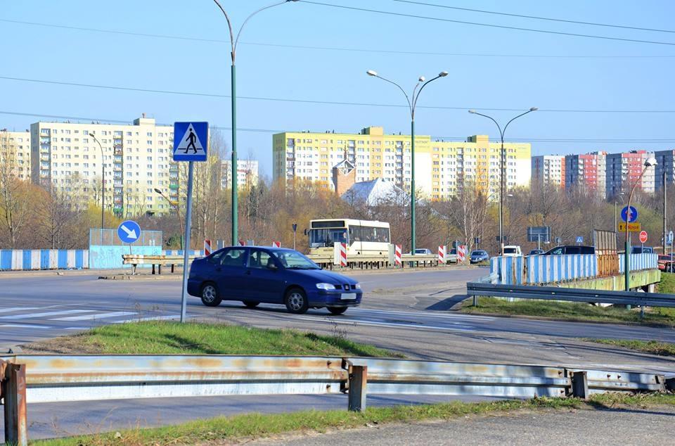 Remont wiaduktu 3 Maja - fot. PL