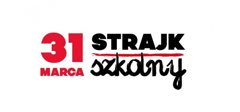 Strajk szkolny - fot. ZNP