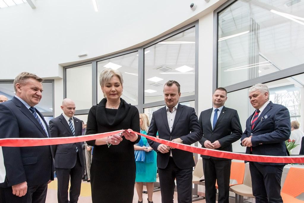 Otwarcie Centrum Psychiatrii dla Dzieci i Młodzieży w Sosnowcu – fot. Tomasz Żak/slaskie.pl