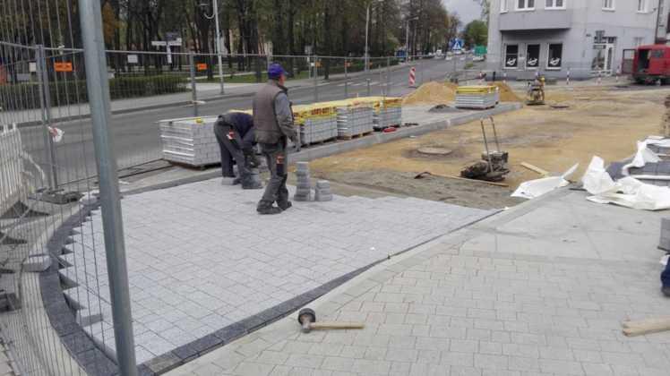 Trwa remont Urzędu Miasta w Czeladzi - fot. UM Czeladź