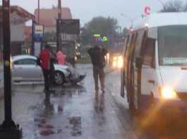 Wpadek w centrum Dąbrowy Górniczej - fot. Sławek Jędrzejek/Dąbrowa Górnicza News