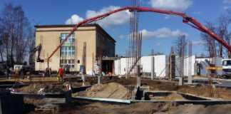 Budowa stacjonarnego hospicjum w Sosnowiec – fot. Hospicjum Sosnowieckie