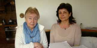 Halina Mucha i Alina Cieplak - fot. AR