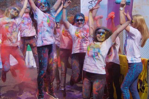 The Color Run - fot. MC